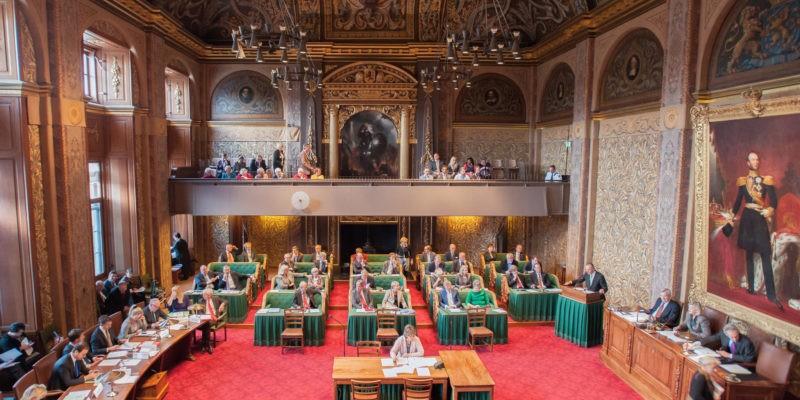 senatoren tweede kamer