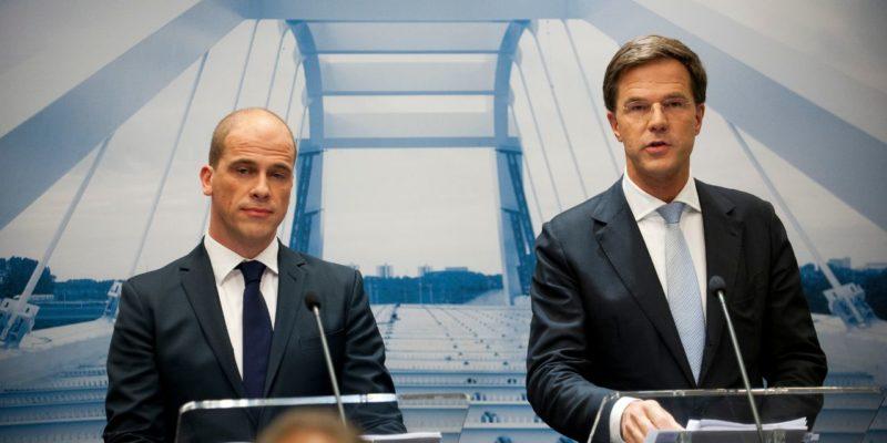 PvdA VVD uitslag
