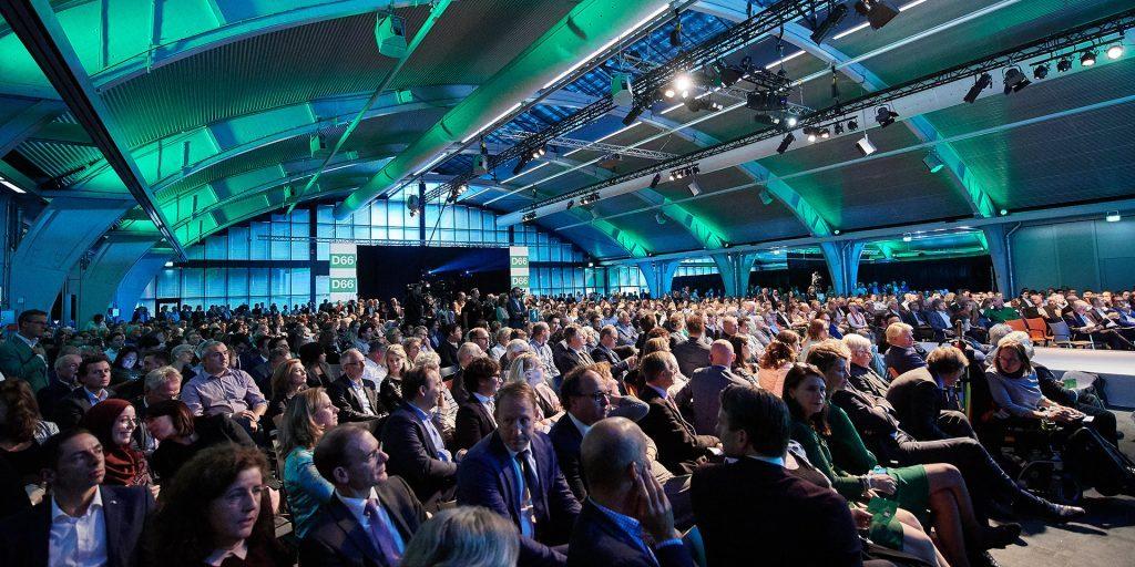 Besluitvorming verkiezingsprogramma D66