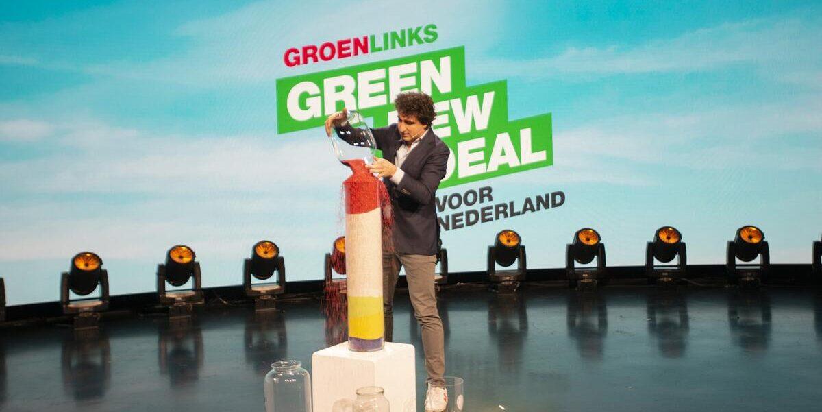 Klaver wil klimaatnoodtoestand uitroepen in Nederland