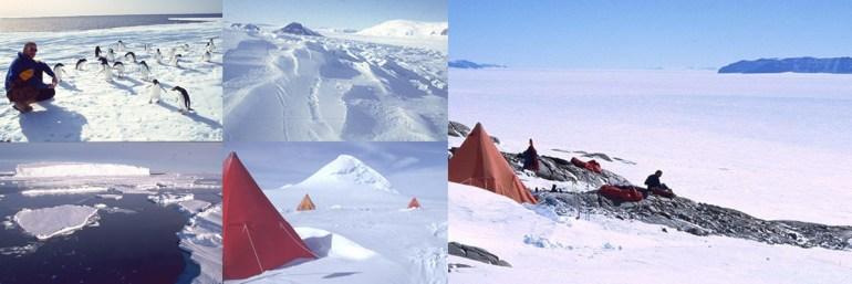 Antarctica. Filosofie. Onderzoek. Avontuur