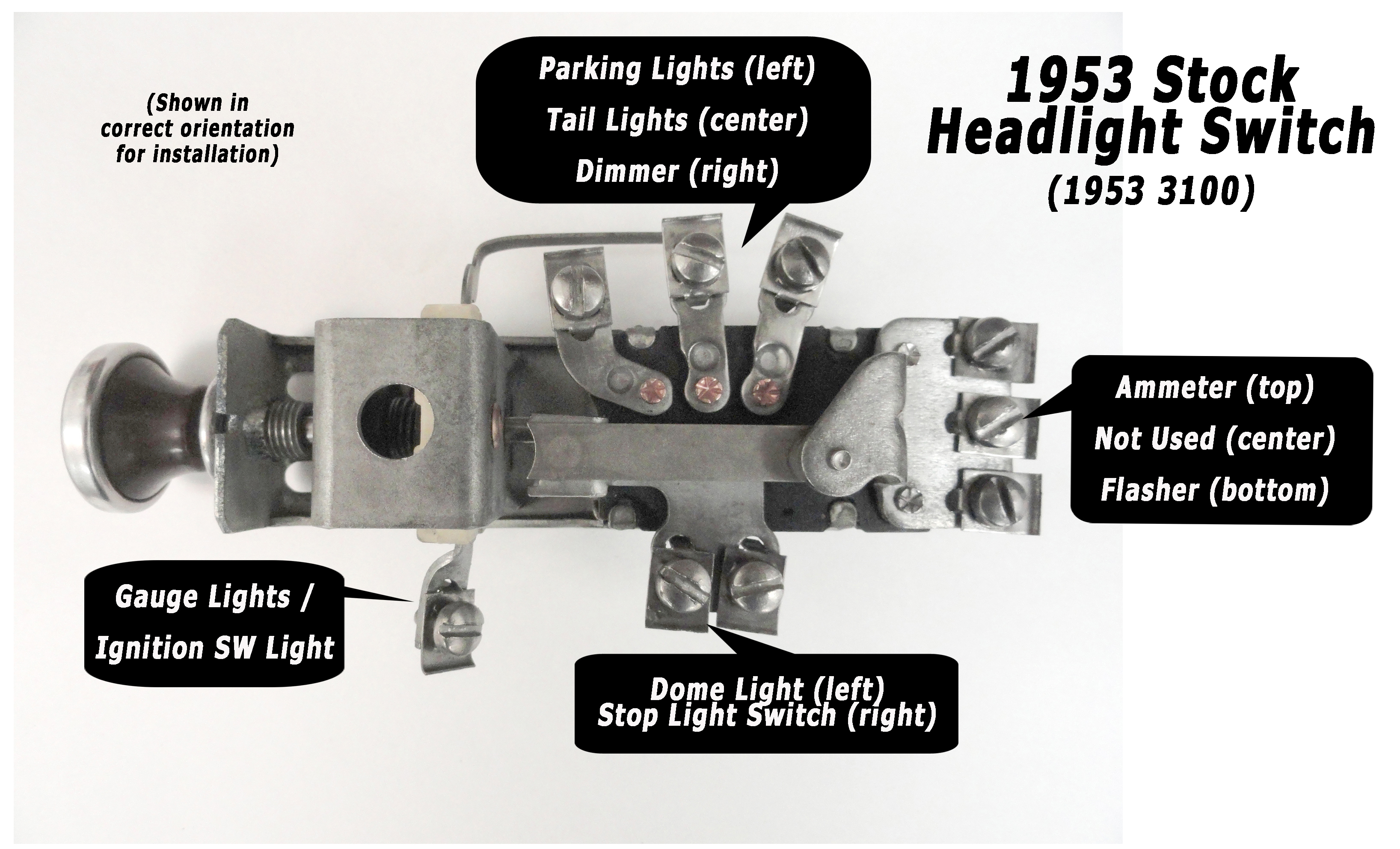 Cj2a Willys Jeep Headlight Wiring Not Lossing Diagram Light Switch 1958 Ford Circuit Inside Restored