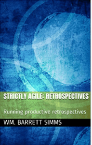 Strictly Agile Retrospective Book Cover