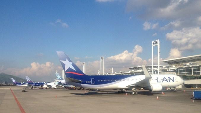 Aeropuerto de Santiago, Chile