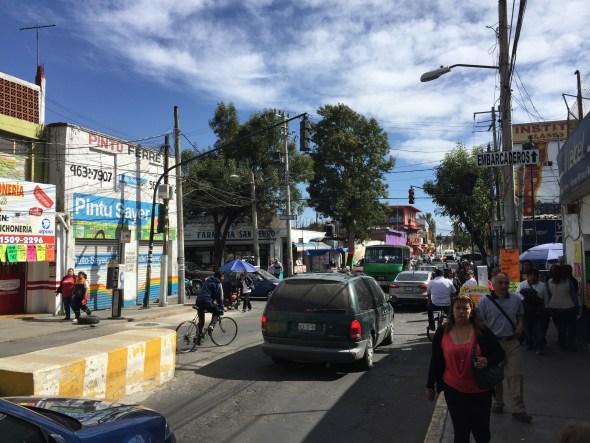 Centro de Xochimilco