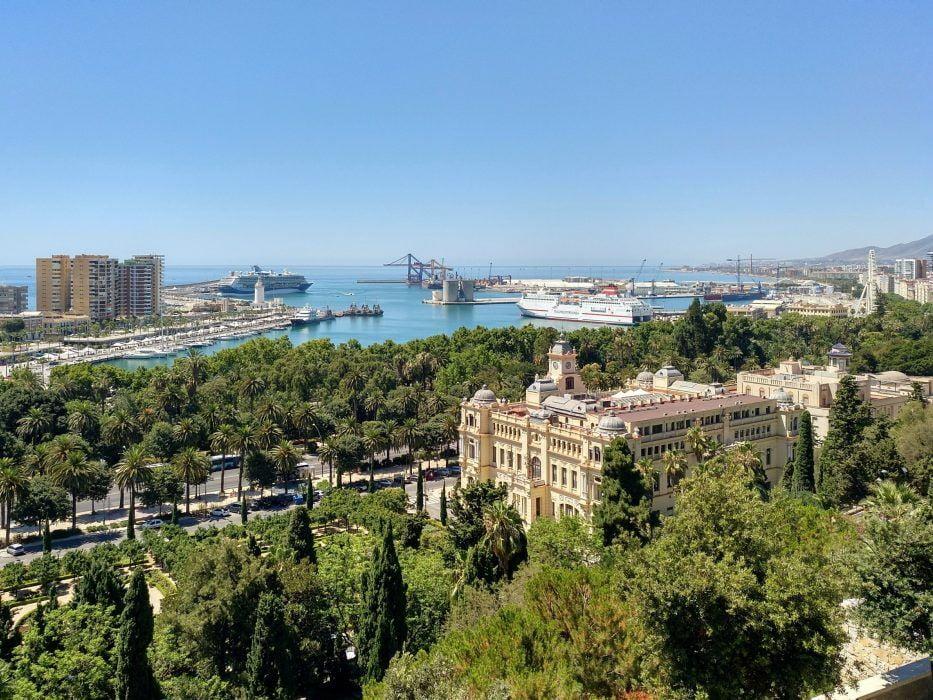 Cuatro días en Málaga