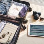 Qué llevar en la maleta en tu próximo viaje