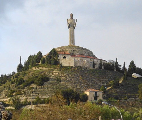 El Cristo del Otero