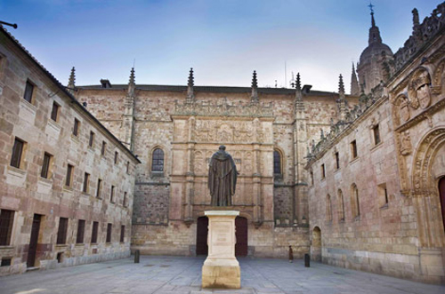 Universidad de Salamanca, joya cultural española
