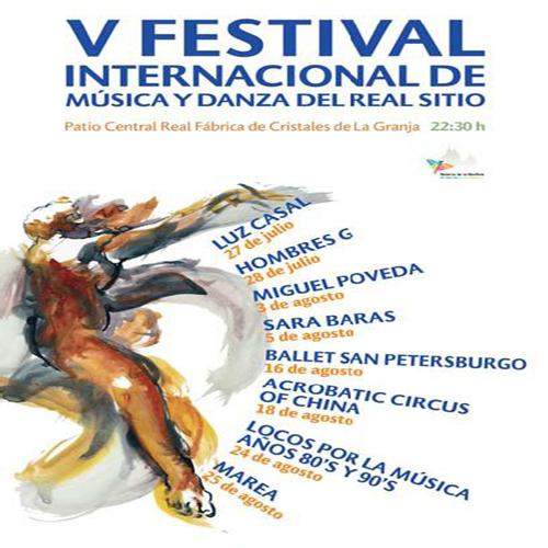 V Festival Internacional de Música y Danza del Real Sitio