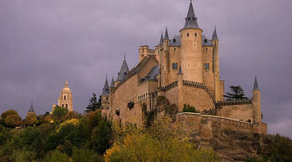 Segovia para niños