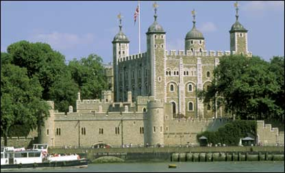 La Famosa Torre de Londres o Tower Of London