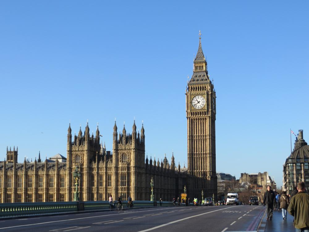 El Big Ben en Londres