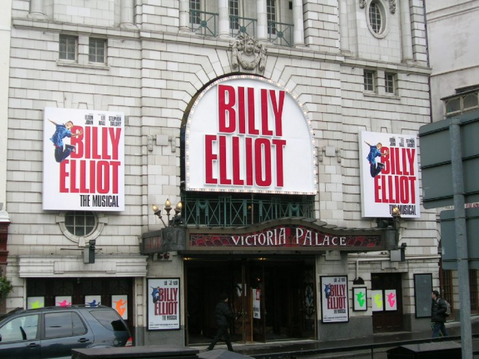 El Musical Billy Elliot en Londres