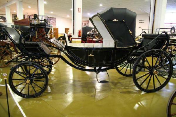 Museo de Carruajes y Motocicletas Zamar