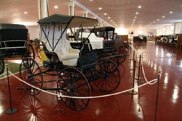 Museo de Carruajes y Motocicletas Zamar02