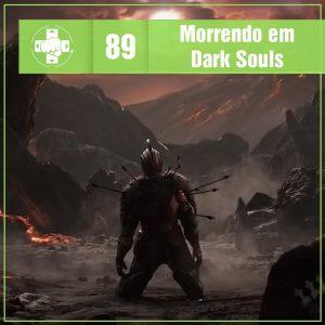 Vitrine MeiaLuaCast Dark Souls