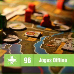 Vitrine alternativa do MeiaLuaCast de Jogos Offline
