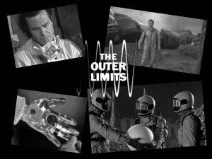 The Outer Limites: a 5a Dimensão e o Demônio da Mão de Vidro.