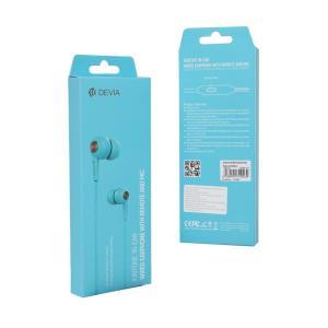 Auriculares Kintone Series 3.5mm AZUL