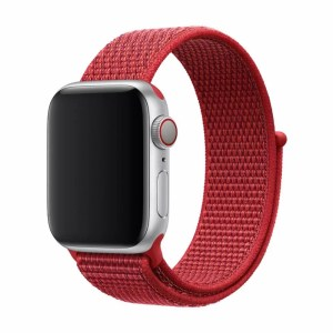 DELUXE SERIES SPORT3 BAND (40mm) RED