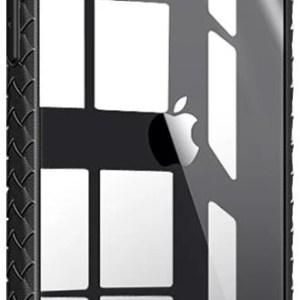 Funda Shark 4 antigolpes Claro iPhone 12 max&pro
