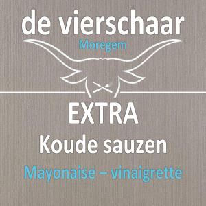 Shop - EXTRA - Koude sauzen 1