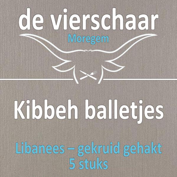 Shop - Kibbeh balletjes