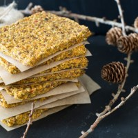 Raw Seed Flatbread/Crackers