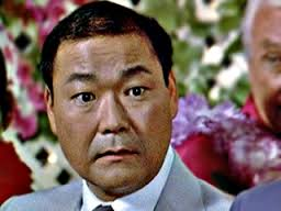Ernest Harada has made numerous appearances in TV and film