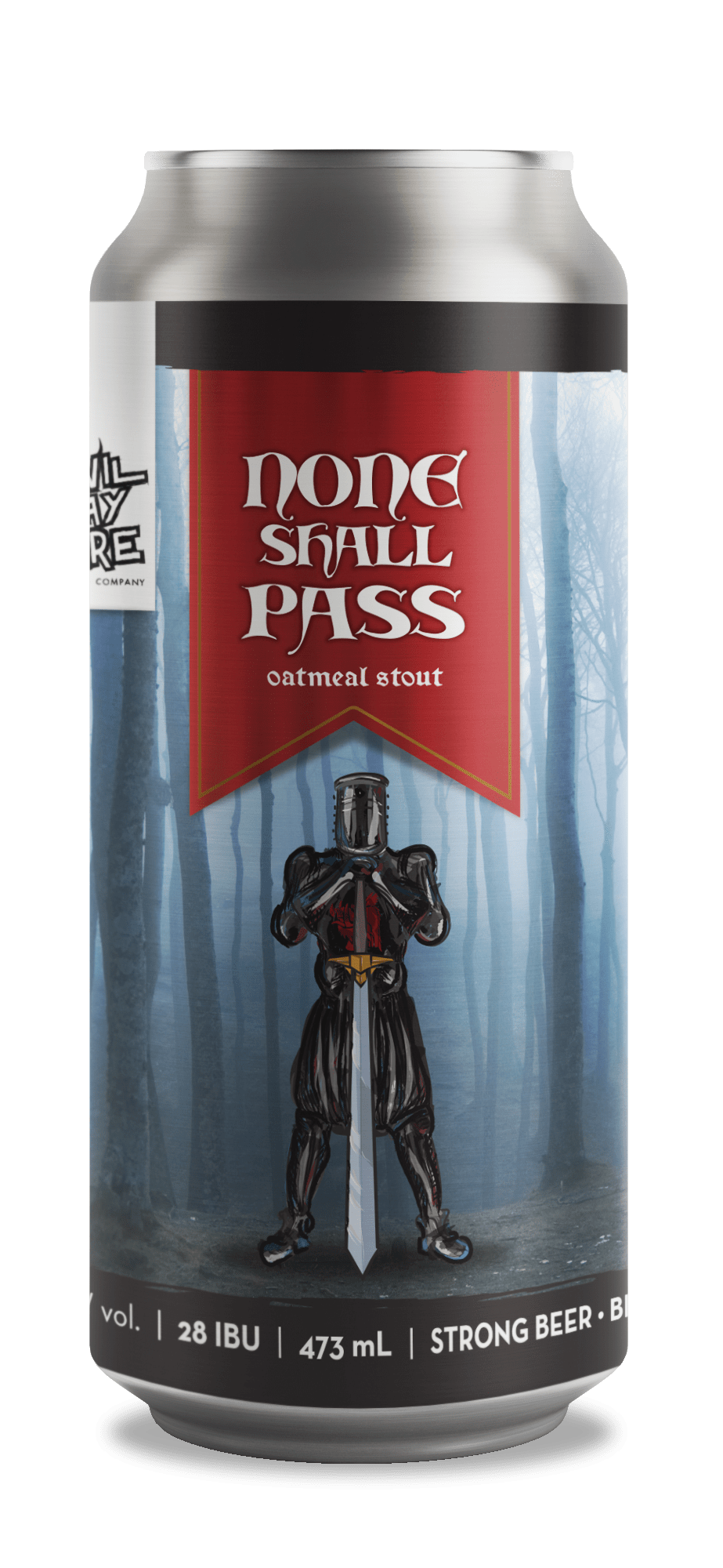 Can of None Shall Pass
