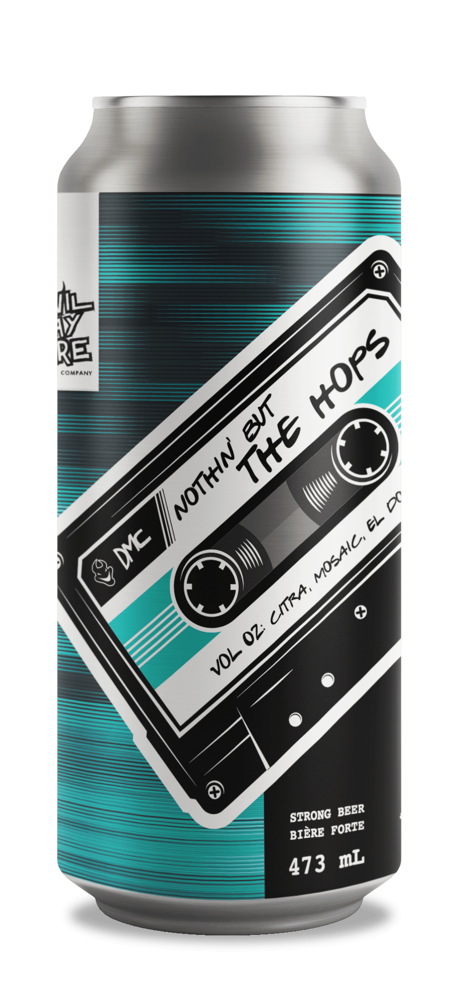 Can of Nothin' But The Hops Volume 2