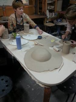 Carly pottery 1
