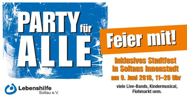 Stadtfest Soltau