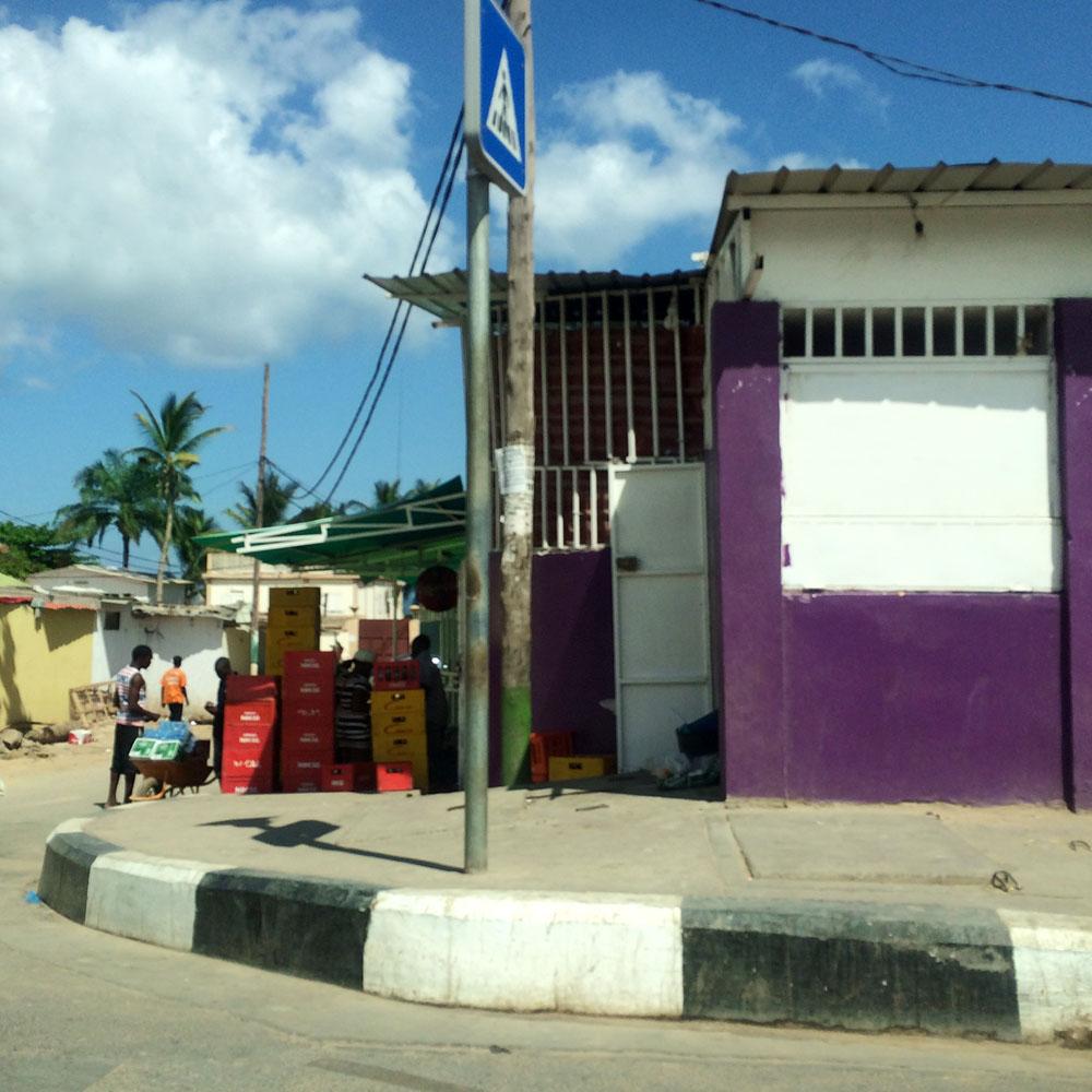 Luanda, Part 3: Colourful Houses