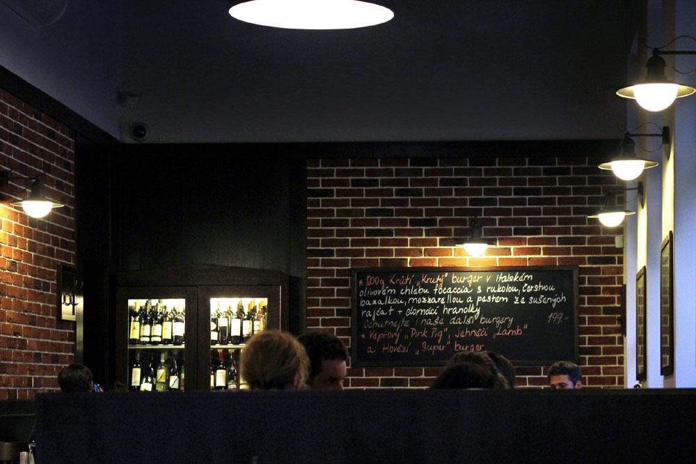 Hajnovka Restaurant, Prague