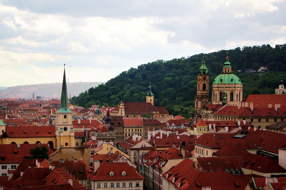 Prague Free and Easy