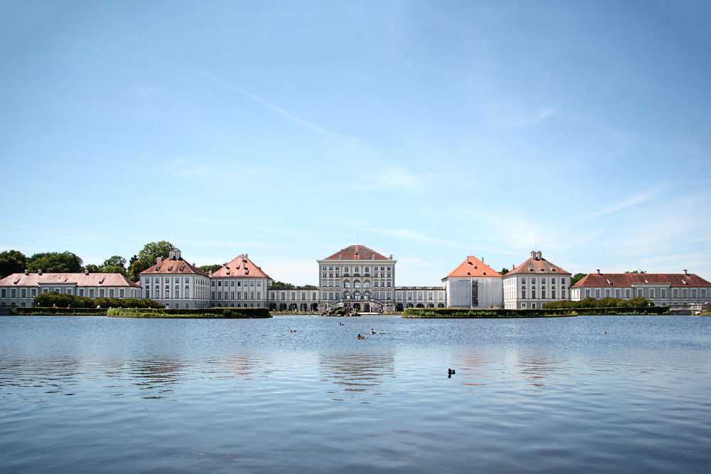 Nymphenburg Palace, Munich