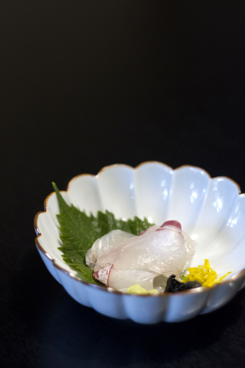 Kaiseki at Hyotei, Kyoto