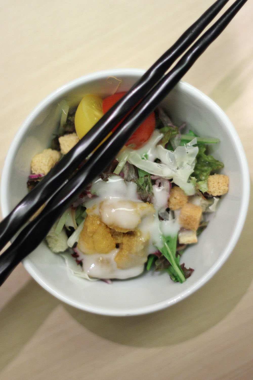 Hokkaido Sea Urchin Feast