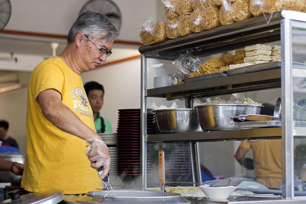 Chong Hwa Curry Laksa