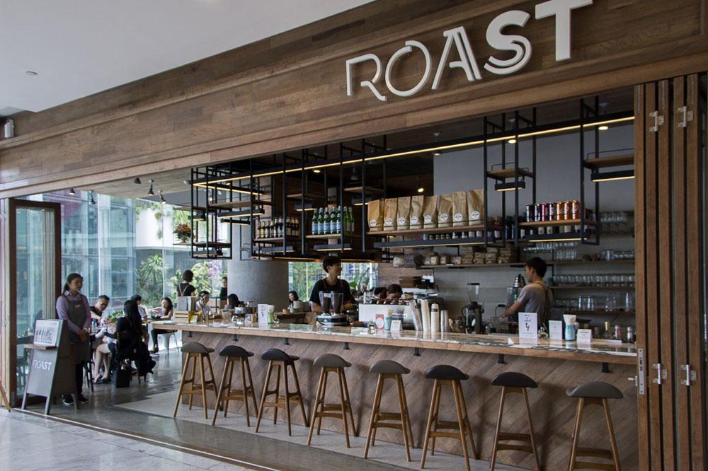 Roast Coffee & Eatery Thonglor, EmQuartier Bangkok
