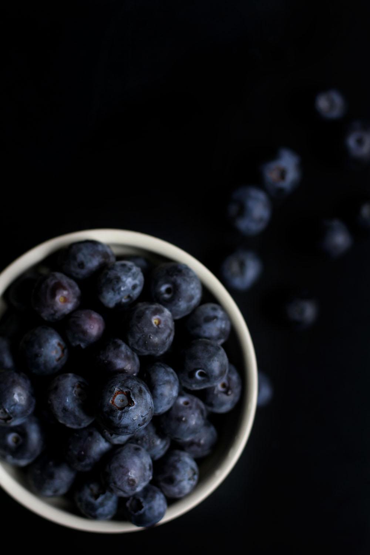Weekend Kitchen: Blueberry Lassi