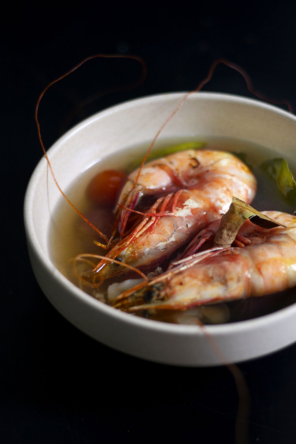 Weekend Kitchen: Tom Yam Soup and Lemongrass Grilled Prawn