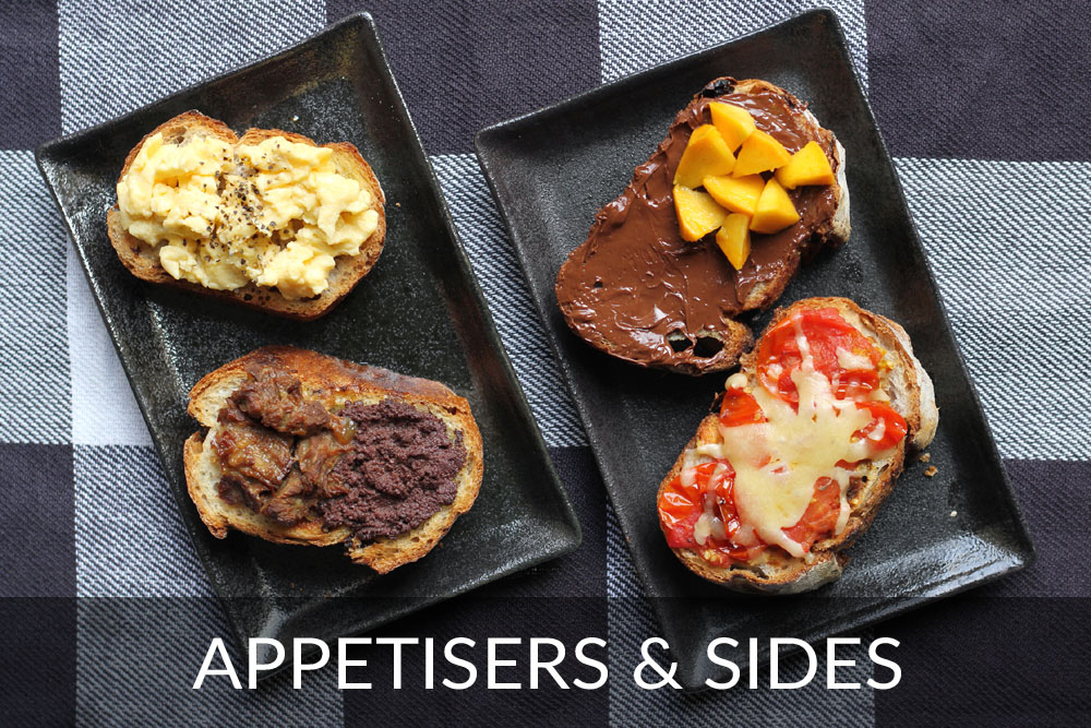 Appetisers & Sides