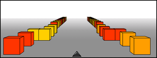 cube field flash game