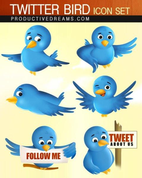 Twitter Icon 3