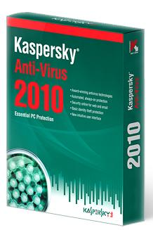 Giveaway: Kaspersky Internet Security 2010 One Year License