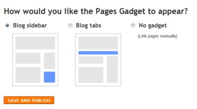 blogger_create_page_widget