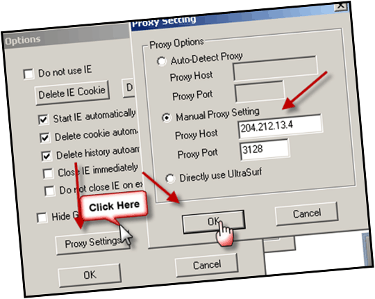 How to Use Ultrasurf Proxy Software to Unblock Blocked Websites